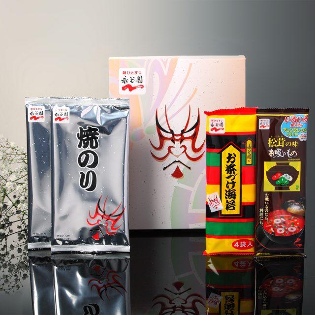 永谷園との共同オリジナル企画 商品詰め合わせセット(Gシリーズ)